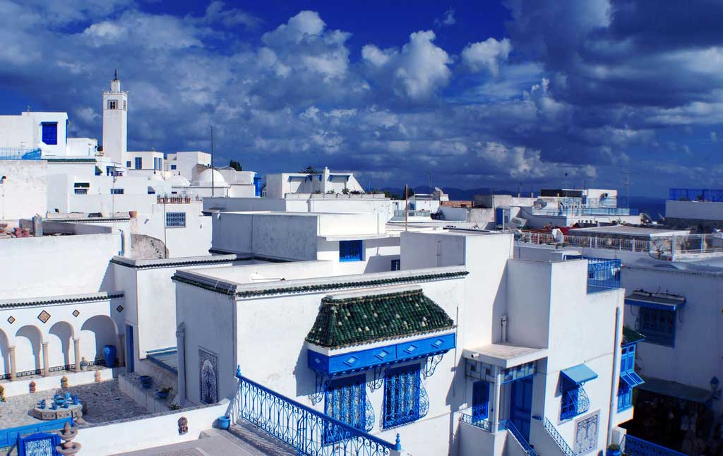 Сиди-бу-Саидв Тунисе