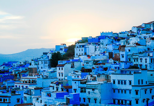 Шавен в Марокко