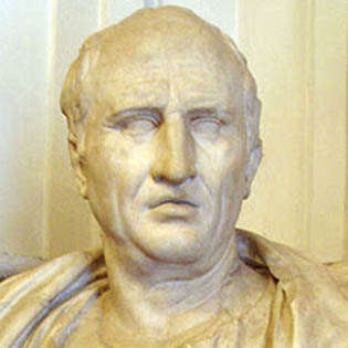 Цицерон - цитата о голосе