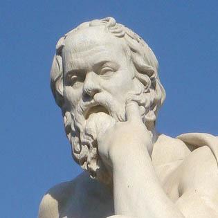 Сократ - цитата о голосе
