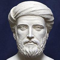 Пифагор - цитата о зрении
