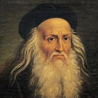 Леонардо да Винчи - цитата о зрении